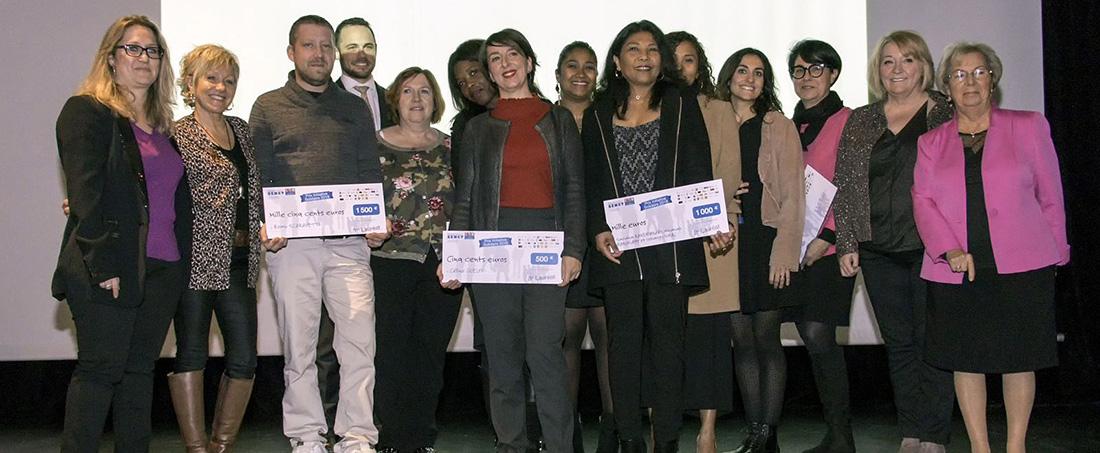 Lauréats du concours P.I.S 2018